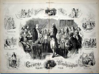 George Washington Lead Change