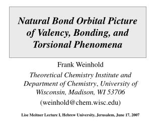 Frank Weinhold