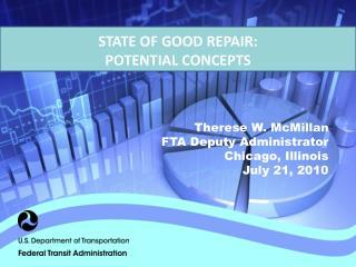 STATE OF GOOD REPAIR: POTENTIAL CONCEPTS