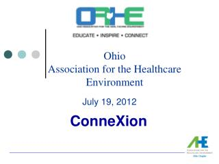 Ohio  Association for the Healthcare Environment