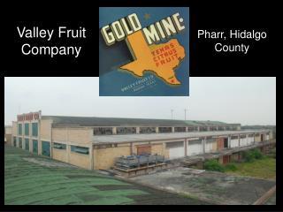 Pharr, Hidalgo County