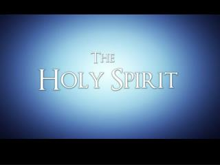 The Holy  Spirit            and  Conversion