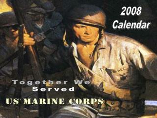 Together We  Served