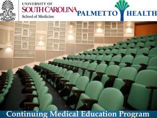 Continuing Medical Education Program