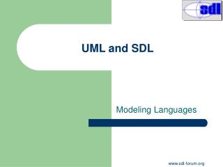 UML and SDL