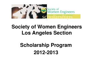 Society of Women Engineers Los Angeles Section