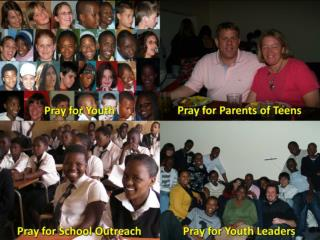 Pray for Youth
