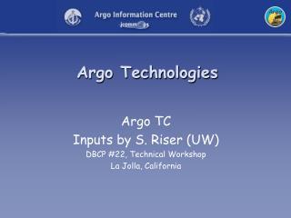 Argo Technologies