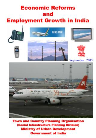 Economic Reforms  and  Employment Growth in India