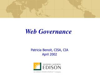 Web Governance