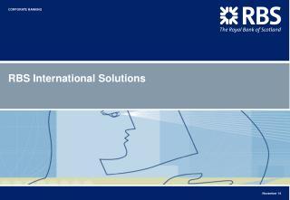 RBS International Solutions