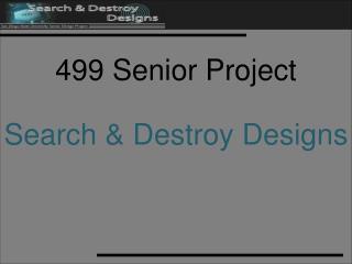 499 Senior Project