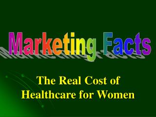 Marketing Facts