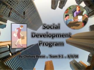 Social  Development  Program