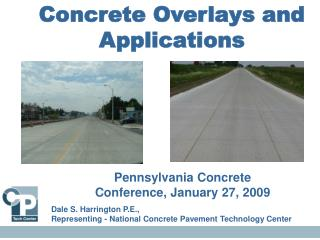 Concrete Overlays and Applications