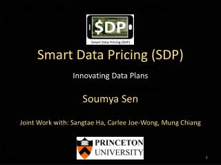 Smart Data Pricing (SDP)