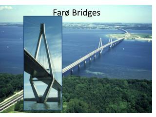 Farø Bridges