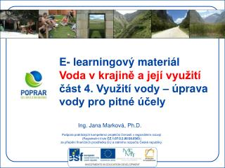 E-  learningový materiál