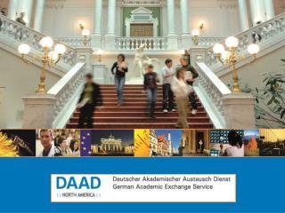 Application Walk-Through DAAD New York