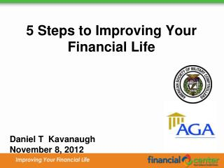 5 Steps to Improving Your Financial Life