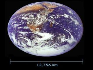 Planet postcards