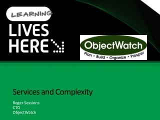 Services and Complexity
