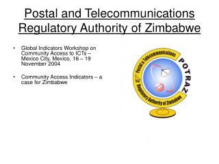 Postal and Telecommunications Regulatory Authority of Zimbabwe