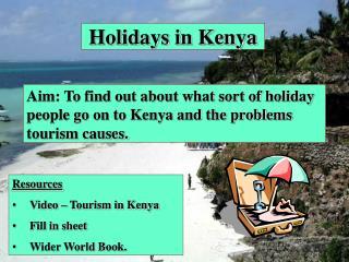 Holidays in Kenya