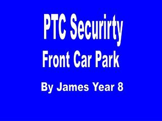 PTC Securirty