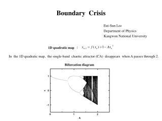 Boundary  Crisis