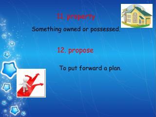 11. property