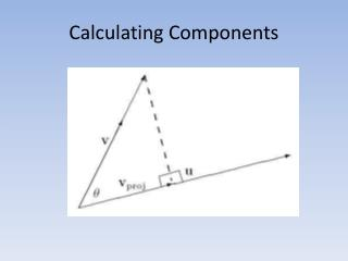 Calculating Components