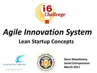 Agile Innovation System