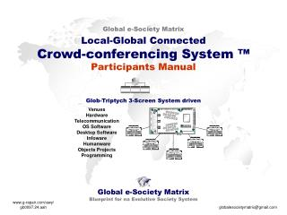 Local-Global Connected Crowd-conferencing System ™