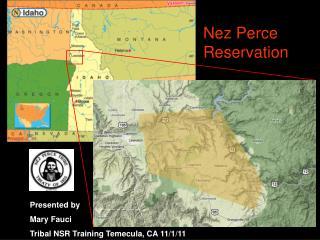 Nez Perce Reservation