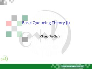 Basic Queueing Theory (I)