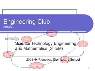 Engineering Club Activity 3
