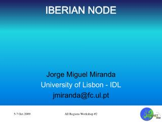 IBERIAN NODE