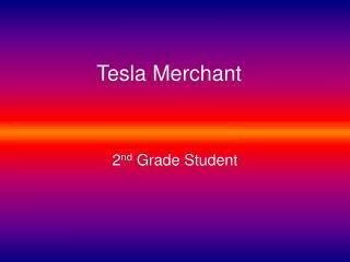 Tesla Merchant