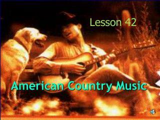 Lesson 42
