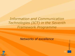 What is a Network of excellence ?