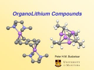 OrganoLithium Compounds