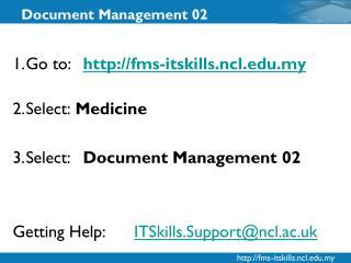 Document Management 02