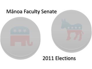 Mānoa Faculty Senate