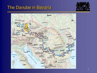 The Danube in Bavaria