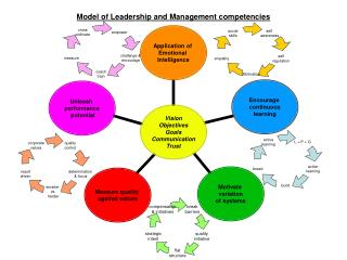 Model of Leadership and Management competencies