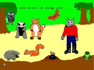 Les amis de Loup Garou