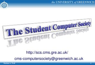 The Student Computer Society