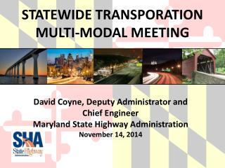 STATEWIDE TRANSPORATION MULTI-MODAL MEETING