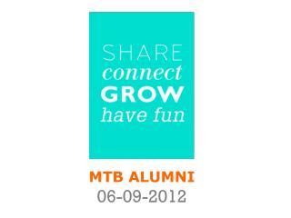 MTB ALUMNI 06-09-2012